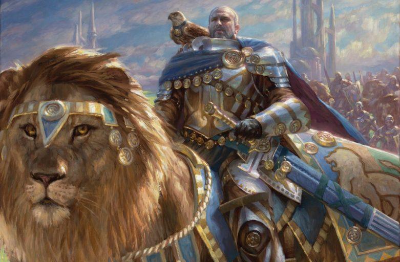 Ranger-Captain-of-Eos-Modern-Horizons-MtG-Art