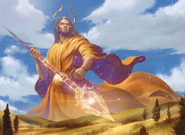 The Sun God Rises