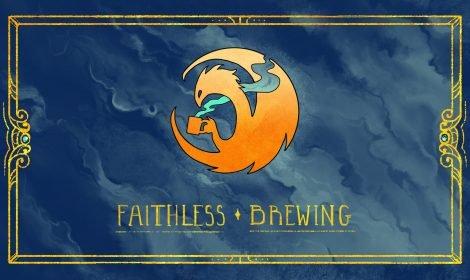 Playmat: Faithless Brewing