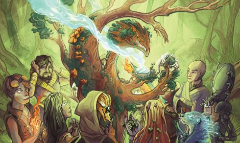 Playmat: Oath of Brews