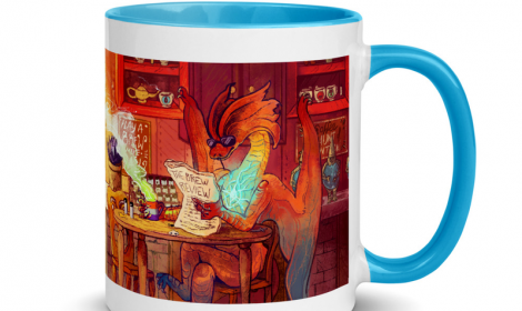 Mug: The Brewer's Cup