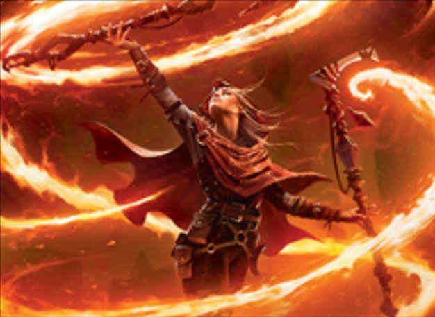 Daily Brew: Magmatic Channeler in Pioneer