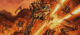 Daily Brew: Jeskai Tribal Flames Burn