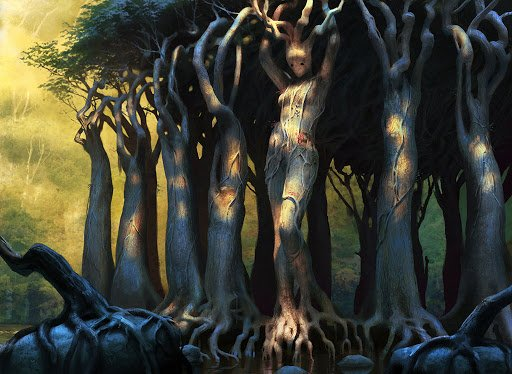 The Case for Sylvan Caryatid