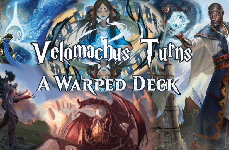 Velomachus Taking Turns: A Warped Deck for Modern