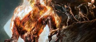 goblin bombardment mtg art